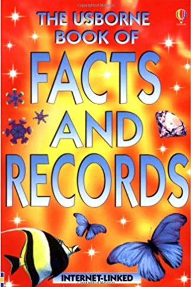 The Usborne Book of Facts and Records