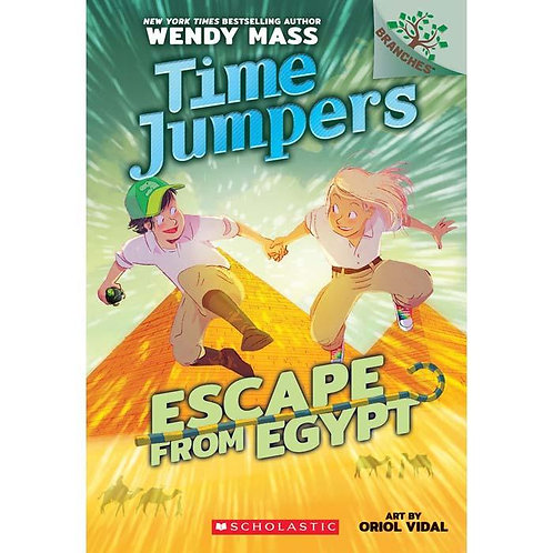 """Time Jumpers """"Escape From Egypt"""""""