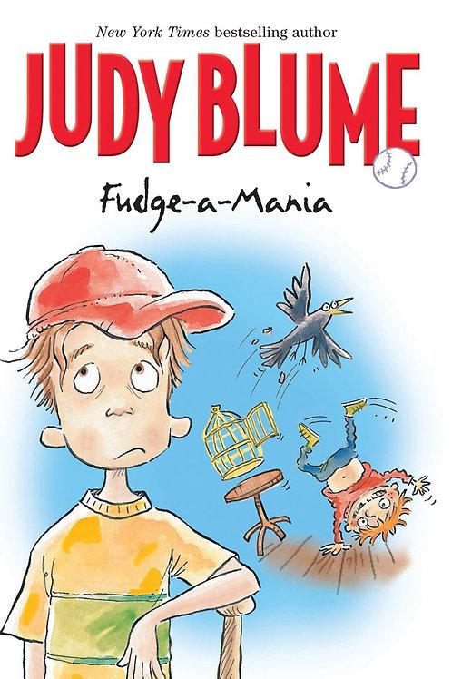 Judy Blume - Fudge-a-Mania
