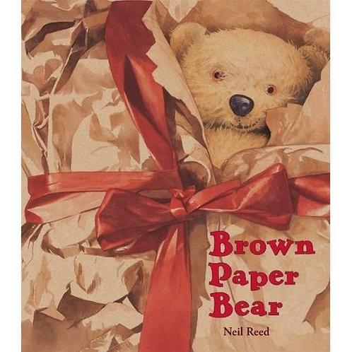 Brown Paper Bear