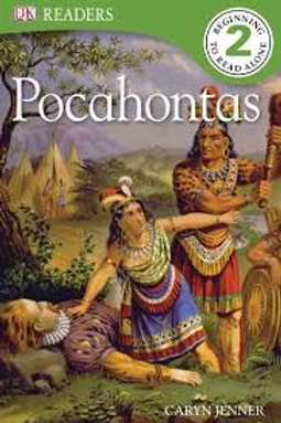 Pocahontas (Beginning to Read Alone Level 2)