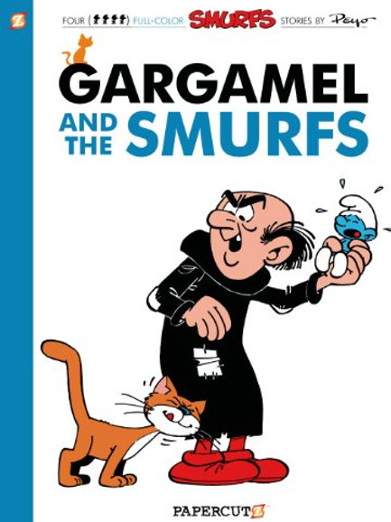 Gargamel and the Smurfs