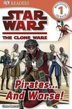 """Star Wars The Clone Wars """"Pirates...And Worse!"""