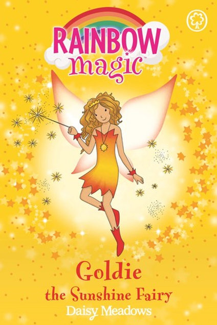 "Rainbow Magic ""Goldie the Sunshine Fairy"""