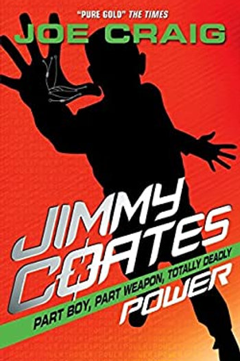"Jimmy Coates ""Power"""