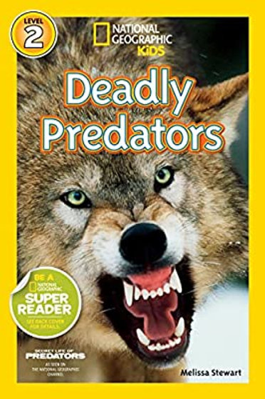 National Geographic Kids (Level 2) - Deadly Predators