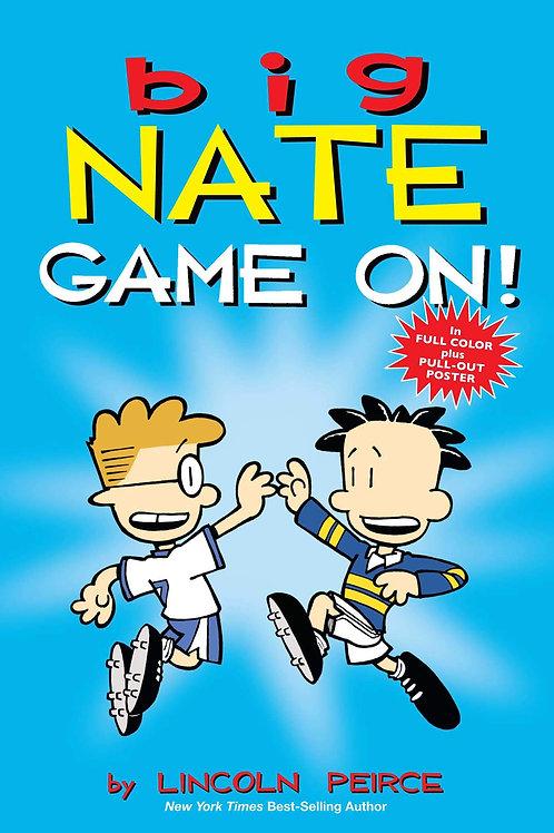 "Big Nate - ""Game On!"""
