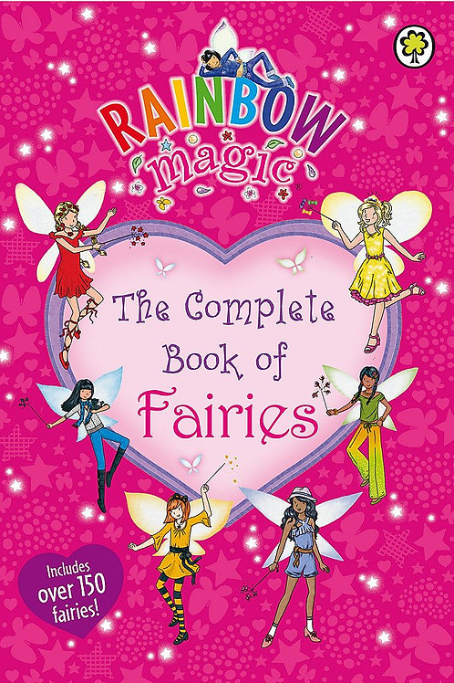 "Rainbow Magic ""The Complete Book of Fairies"""