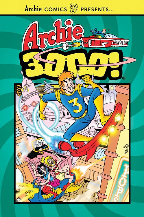 Archie Comics Presents...Archie 3000!
