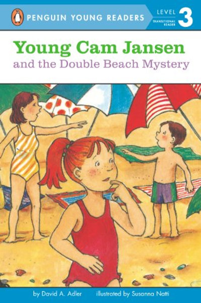 Penguin Young Readers Level 3 - Young Cam Jansen and the Double Beach Mystery