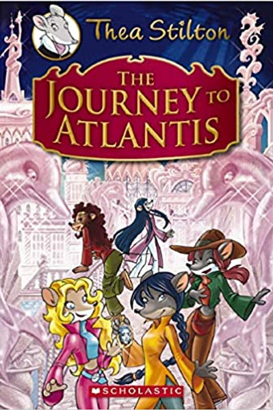 Thea Stilton - The Journey to Atlantis