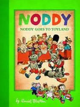 "Noddy ""Noddy Goes to Toyland"""