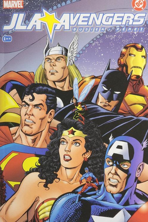 JLA Avengers - Number One