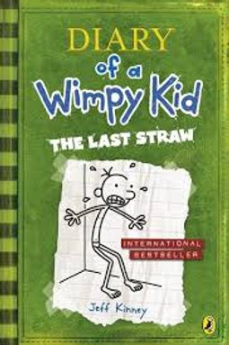 """Diary of a Wimpy Kid """"The Last Straw"""""""