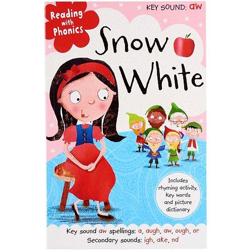 "Reading with Phonics ""Snow White"""