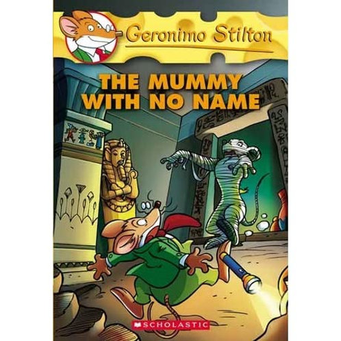 "Geronimo Stilton ""The Mummy with No Name"""