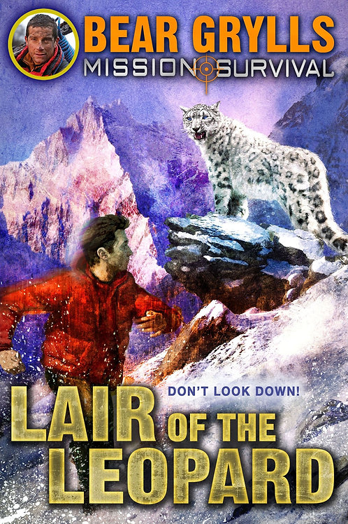 Bear Grylls Mission Survival - Lair of the Leopard