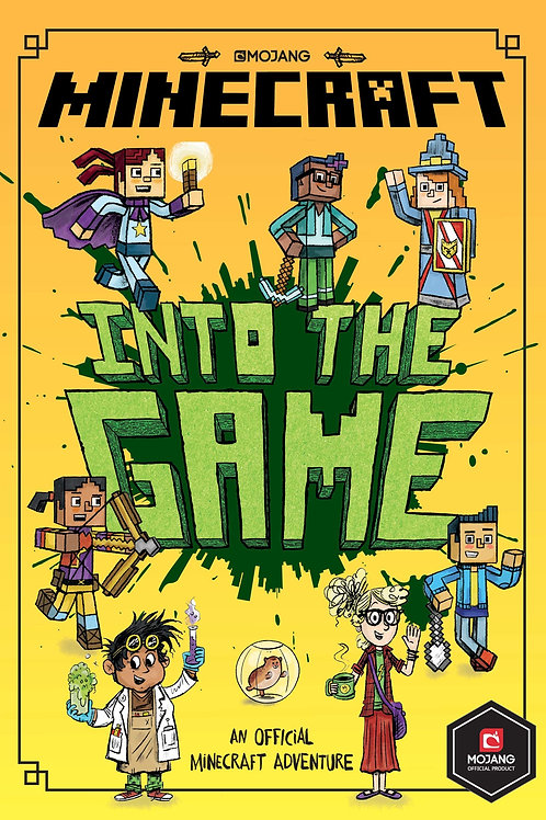"""Minecraft - """"Into the Game"""" (An Official Minecraft Adventure)"""