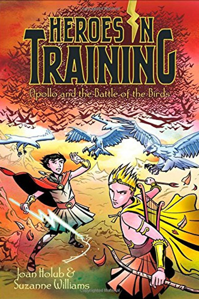 Heroes in Training - Apollo and the Battle of the Birds
