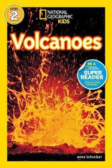 """National Geographic Kids """"Volcanoes"""""""