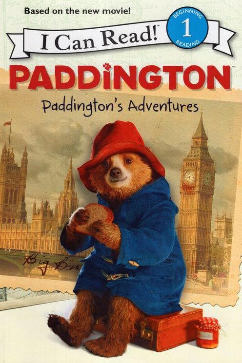 "I Can Read (Level 1) - Paddington ""Paddington's Adventures"""