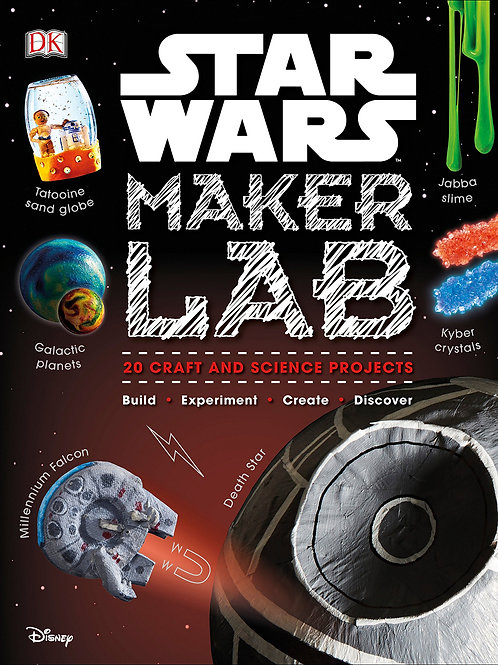 Star Wars - Maker Lab (20 Craft and Science Projects)