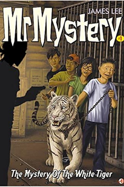"""Mr Mystery """"The Mystery of the White Tiger"""""""