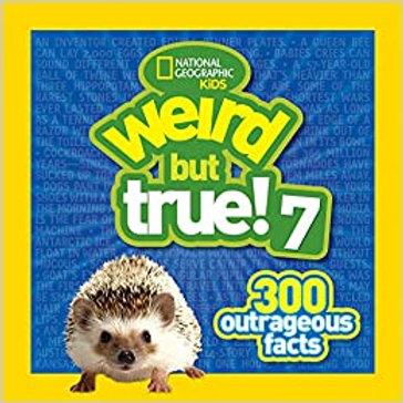 National Geographic Kids - Weird But True! 7