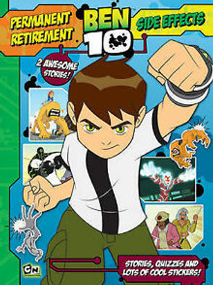 Ben 10 - 2 Awesome Stories!