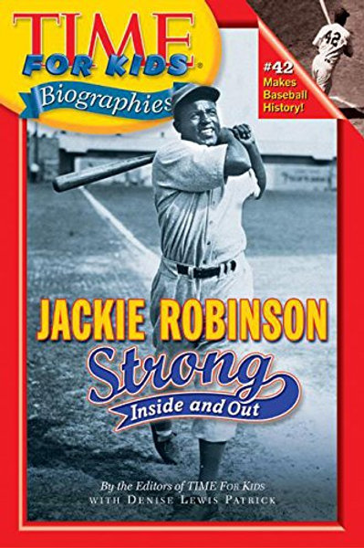 """Time For Kids Biographies - Jack Robinson """"Strong Inside and Out"""""""