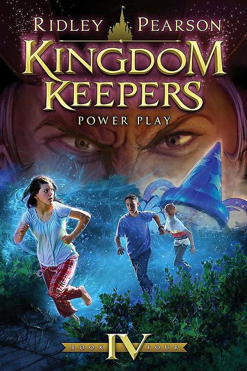 Kingdom Keepers (Book 4) - Power Play