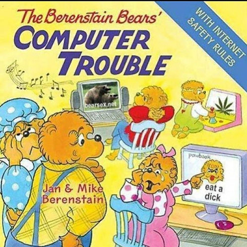 The Berenstain Bears' - Computer Trouble