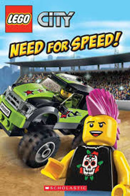 Lego City - Need for Speed!