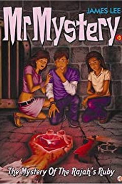 "Mr Mystery ""The Mystery of the Rajah's Ruby"""