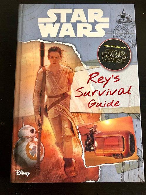 Star Wars - Rey's Survival Guide
