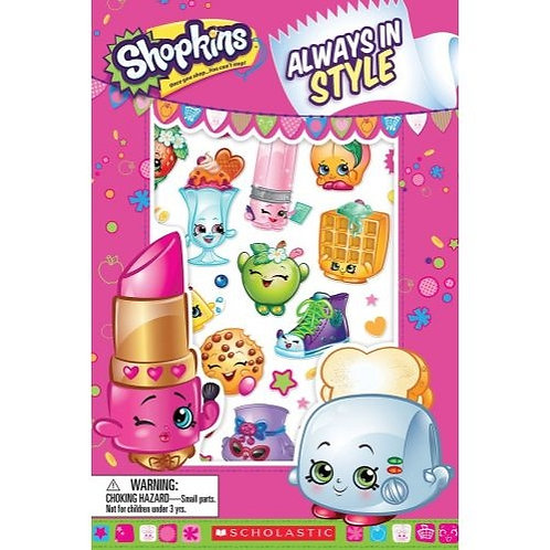 """Shopkins - """"Always In Style"""""""