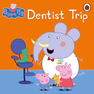 "Peppa Pig ""Dentist Trip"""