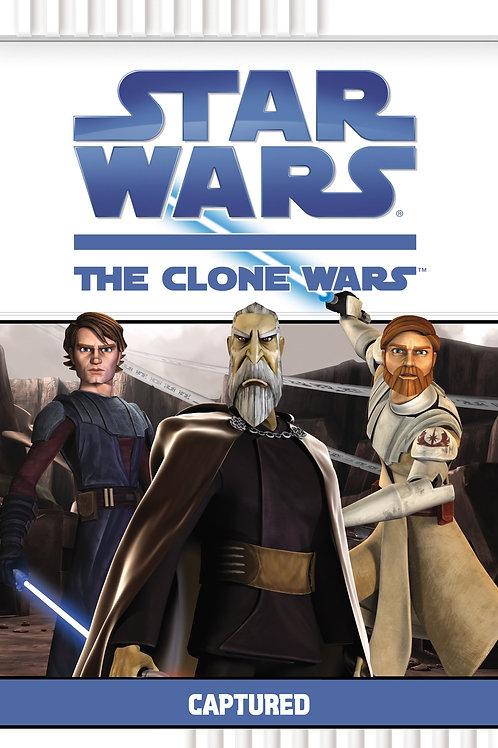 Star Wars - The Clone Wars Captured