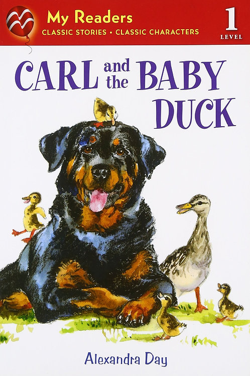 My Readers Classic Stories - Carl and the Baby Duck