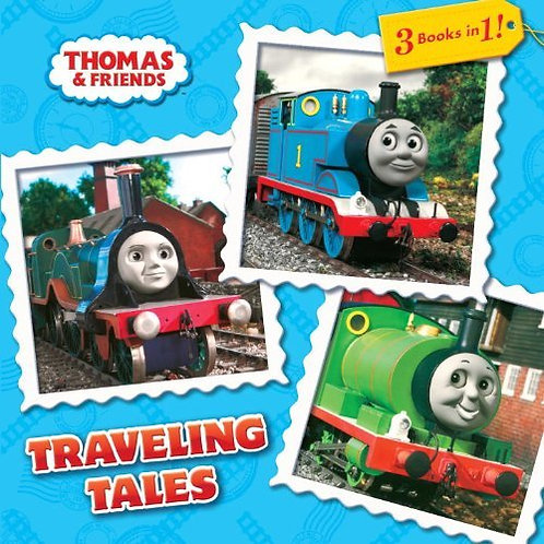 """Thomas & Friends """"Traveling Tales"""""""