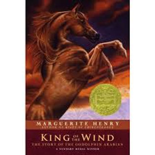King of the Wind -  The Story of the Godolphin Arabian