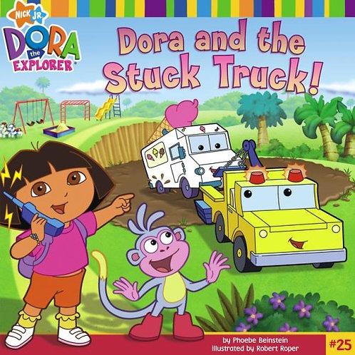 Dora the Explorer - Dora and the Stuck Truck!
