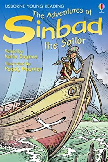 Usborne Young Reading - The Adventures of Sinbad the Sailor