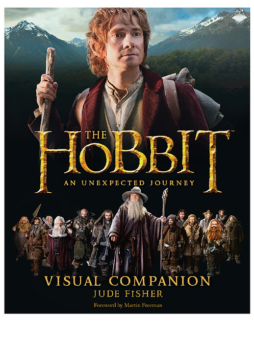 Theh Hobbit - An Unexpected Journey (Visual Companion)