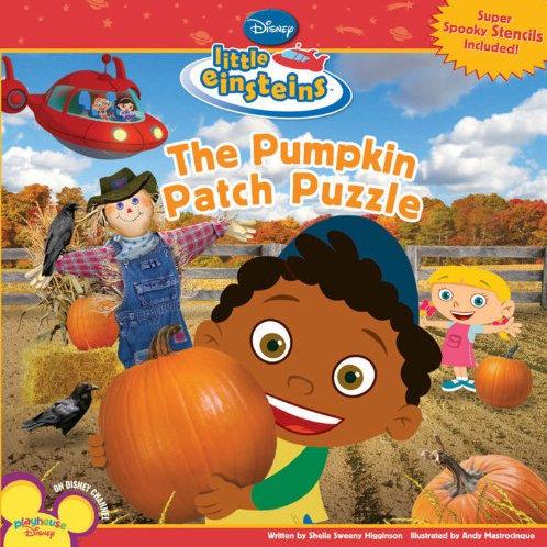 """Disney Little Einsteins """"The Pumpkin Patch Puzzle"""""""