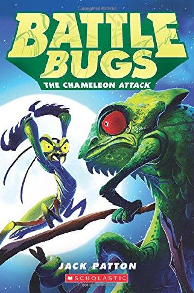 "Battle Bugs ""The Chameleon Attack"""