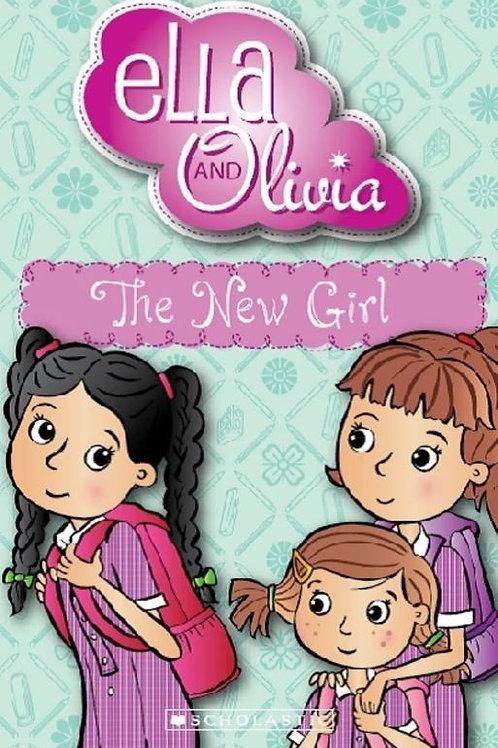 "Ella and Olivia ""The New Girl"""