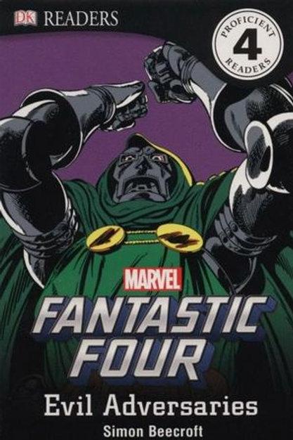 Marvel - Fantastic Four Evil Adversaries