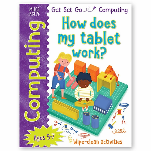 Get Set Go Computing - How Does my Tablet Work?