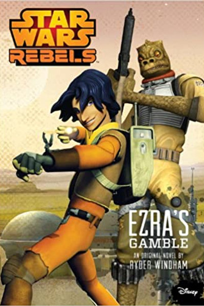"Star Wars Rebel ""Ezra's Gamble"""